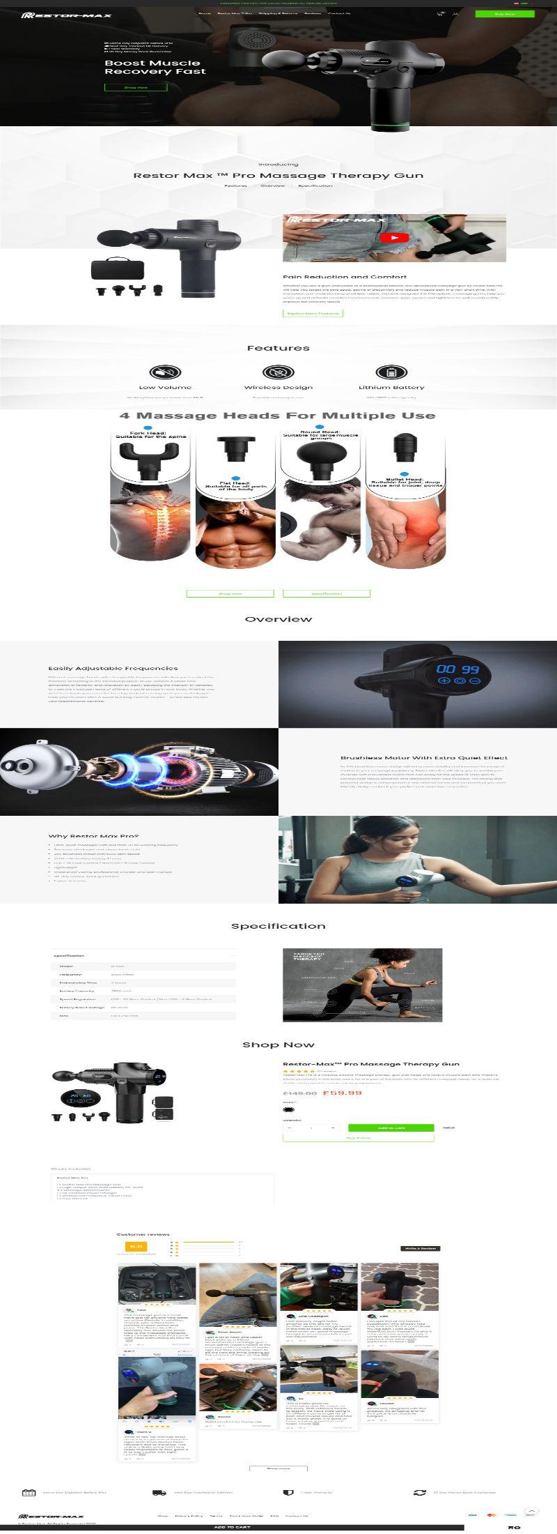 restor max.com