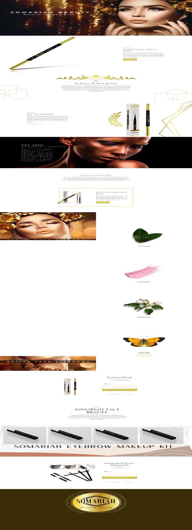 somariahbeauty.com